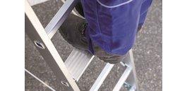 10 handige tips voor het veilig werken met een ladder of trap