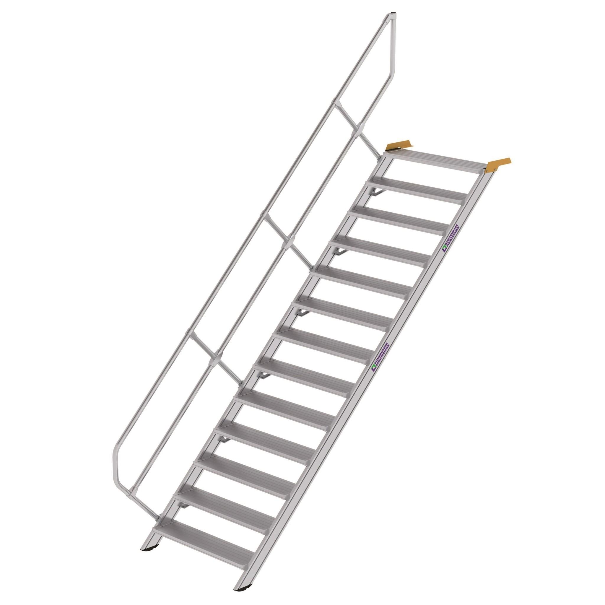 Vaste trappen