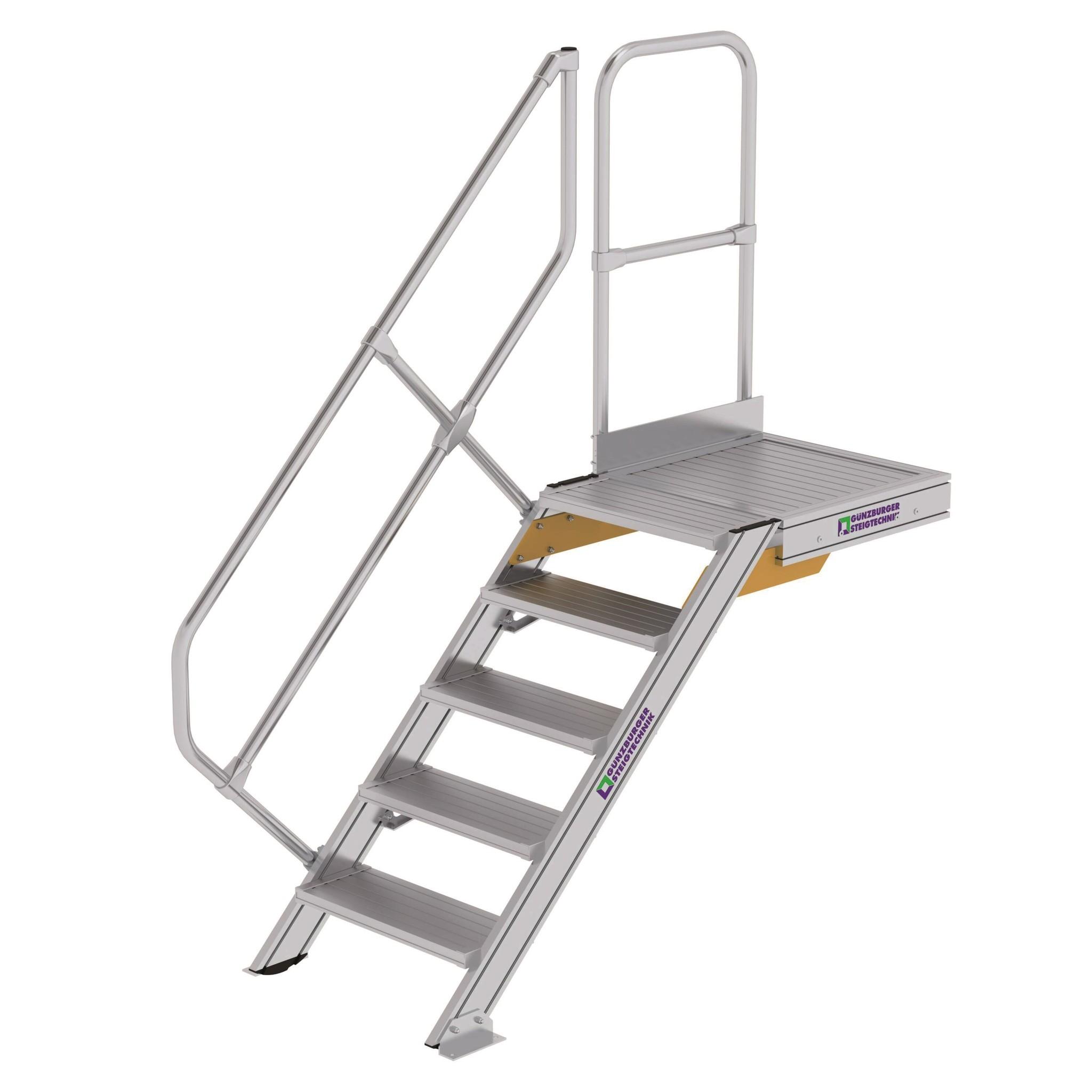 Vaste trappen 45°
