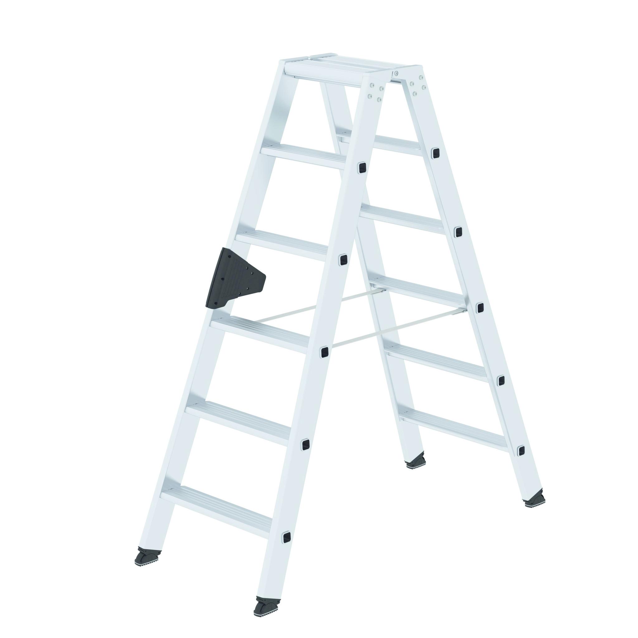 Aluminium dubbele trappen