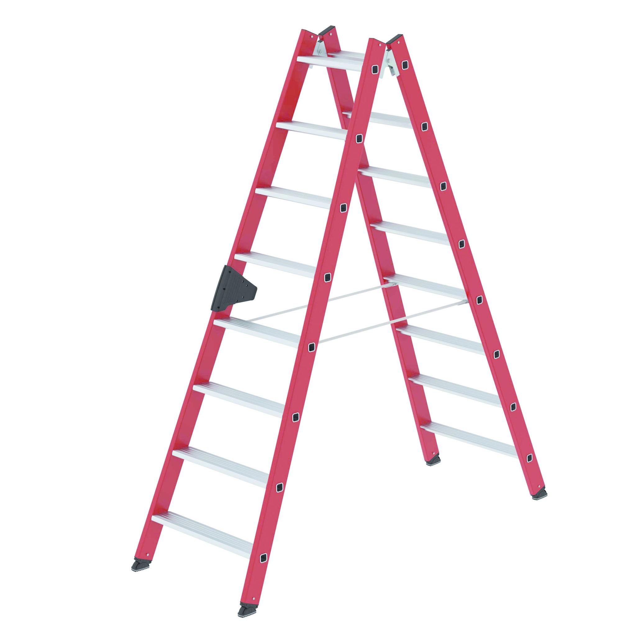 Kunststof dubbele trappen