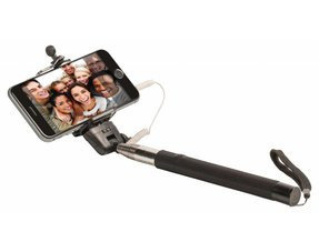 iPhone XS selfie stick