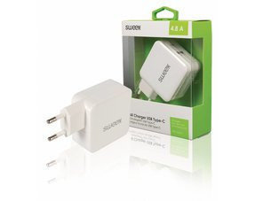 Samsung Galaxy A8 USB thuislader