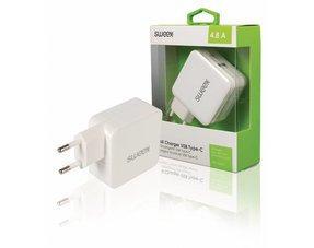 Samsung Galaxy J7 USB thuislader