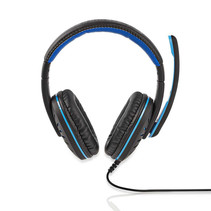 Gamingheadset | Over-ear | Microfoon | 3,5 mm connectoren - Copy