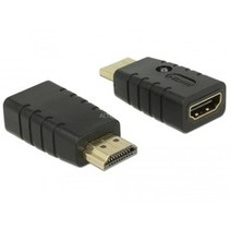 Compacte HDMI adapter - Male to Female - versie 1.4 (4K 30Hz)
