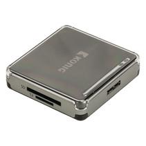 Kaartlezer Alles-in-1 USB 3.0 Zwart