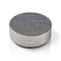 Bluetooth Speaker 9 watt Metaal Grijs