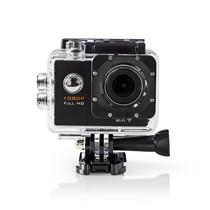 Actioncam   Full-HD 1080p   Wi-Fi   Waterdichte behuizing
