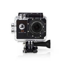 Action camera Ultra-HD 4K Wi-Fi + accessoires