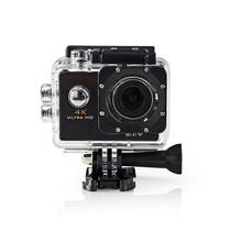 Actioncam   Ultra-HD 4K   Wi-Fi   Waterdichte behuizing