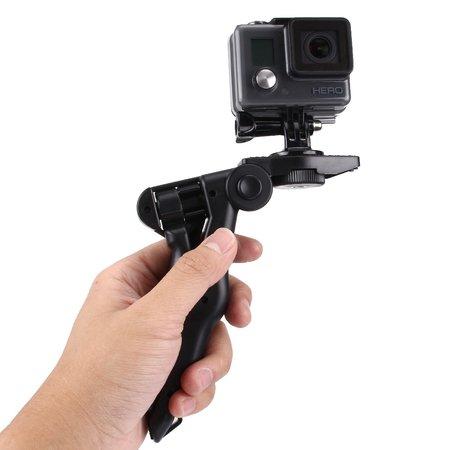 Puluz Driepoot tripod statief voor camera en GoPro Action camera's
