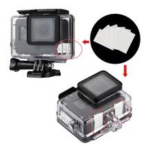 Anti-Fog bescherming voor GoPro en overige Action camera's