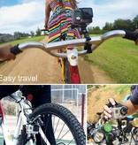 Puluz Mountainbike stuurbevestiging voor GoPro - Action Camera's