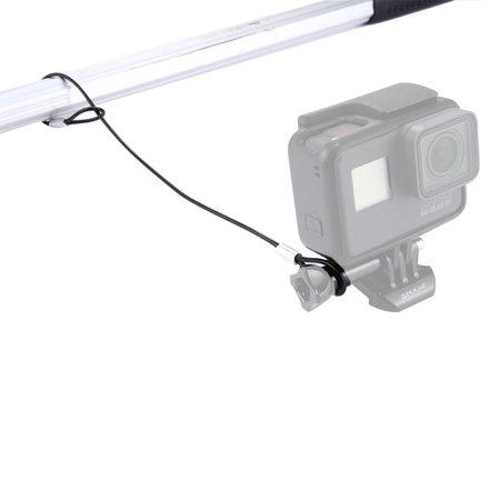 Puluz GoPro Schroef met veiligheidskoord voor GoPro - Action Camera Zwart