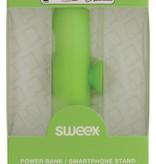 SWEEX Powerbank Lader Groen 2500 mAh inclusief Kabel
