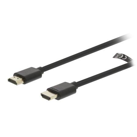 Valueline HDMI kabel 2 meter zwart uitverkoop