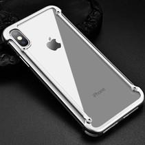 Bumper - bescherm hoes voor de iPhone X metaal