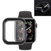 Apple Watch bescherm Bumper - Case voor serie 4 (40mm) Zwart