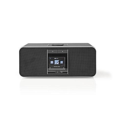 Nedis Internetradio  42 W  DAB+  FM  Bluetooth  Zwart