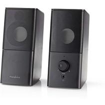 Gaming PC luidsprekers - USB gevoed - 3,5 mm jack - 6 watt