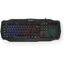Gaming PC toetsenbord - met LED verlichting