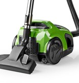 Nedis Dr. Stofzuiger Zakloos - Zonder Zak 500 Watt Inhoud 3 Liter Groen