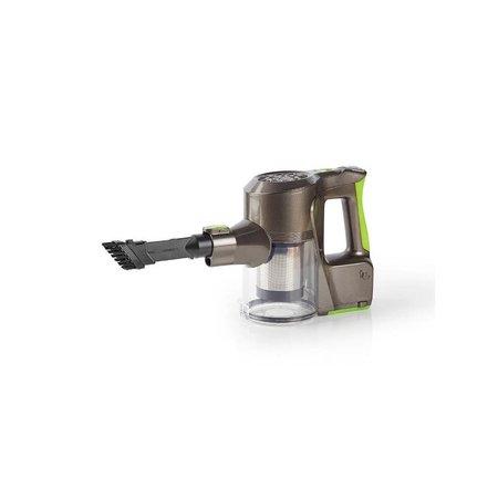 Nedis Dr. Steelstofzuiger 120 Watt Elektromotor met zachte Borstel - 22,2 Volt