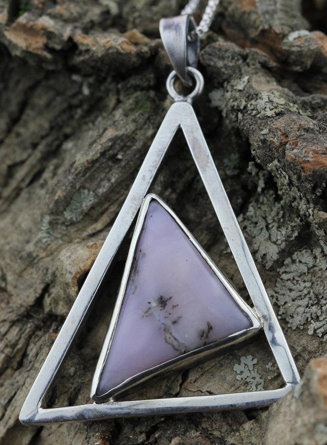 Hanger Roze Andesopaal