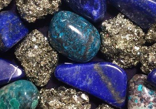 Edelstenen, mineralen en hun werking