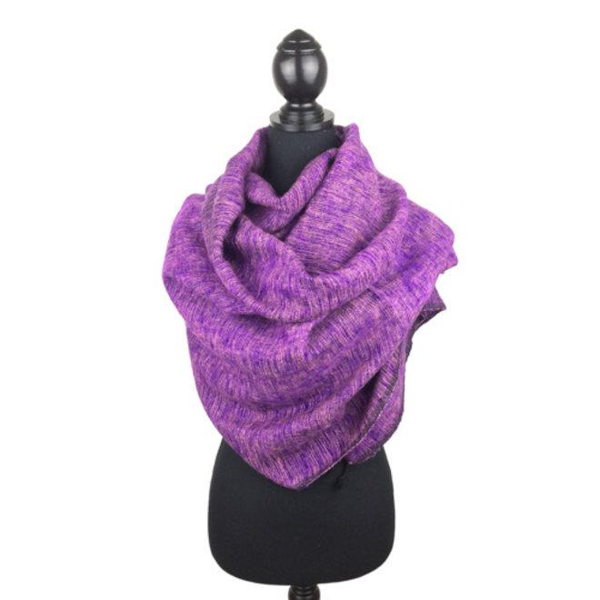 De mooiste kwaliteit sjaals uit Nepal! - Paars