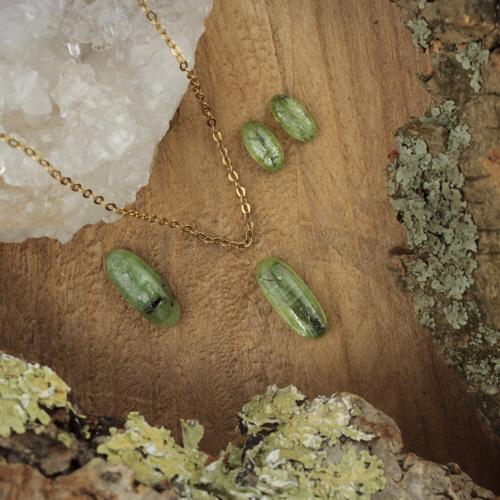 groene kyaniet ontwerp