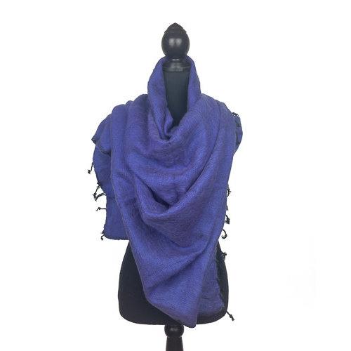 Sjaal lavendel