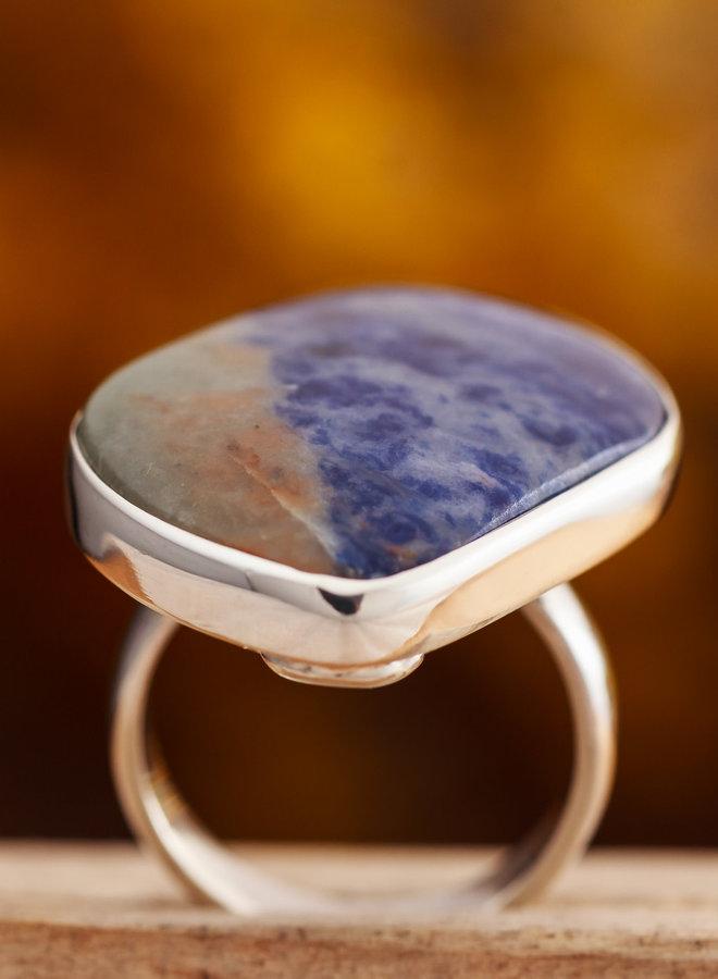 Ring Sodaliet Vrije vorm
