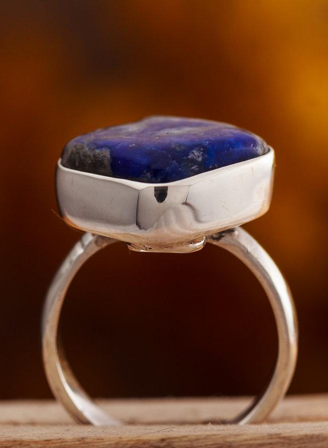 Ring Lapis Lazuli Markies