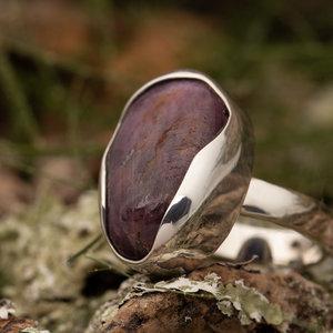 Sterrobijn ring Vrije Vorm