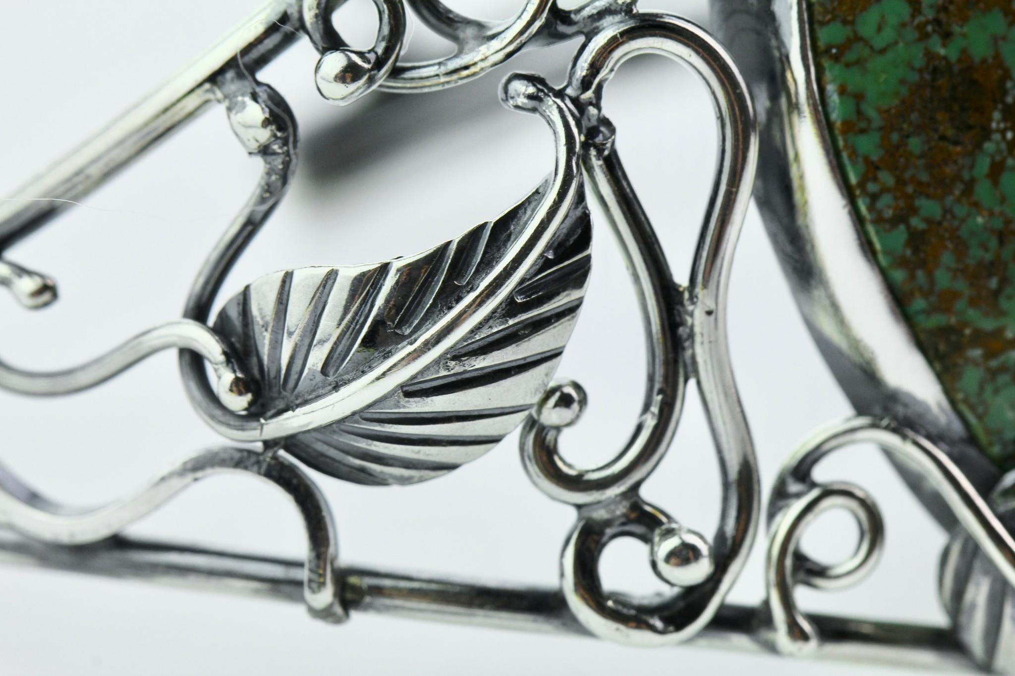 Turkoois armband detail
