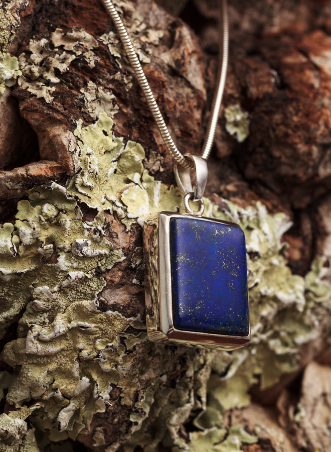 Lapis Lazuli hanger 'Lazulum'