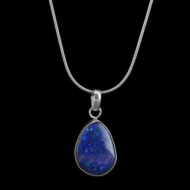 Lapis lazuli hanger 'Caerula'