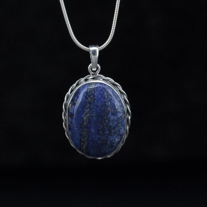 Lapis Lazuli hanger 'Örüm'