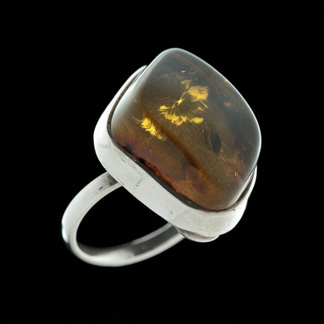 Barnsteen ring 'Frigga'
