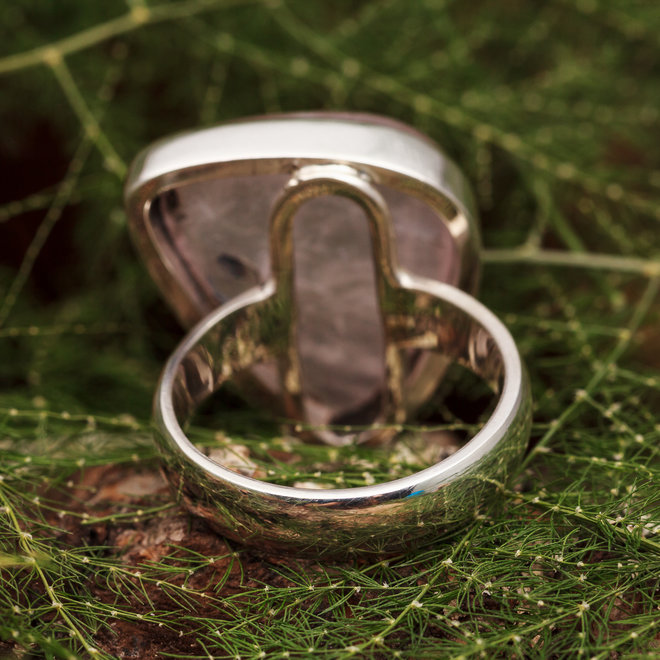 Ring Rozenkwarts Vrije Vorm