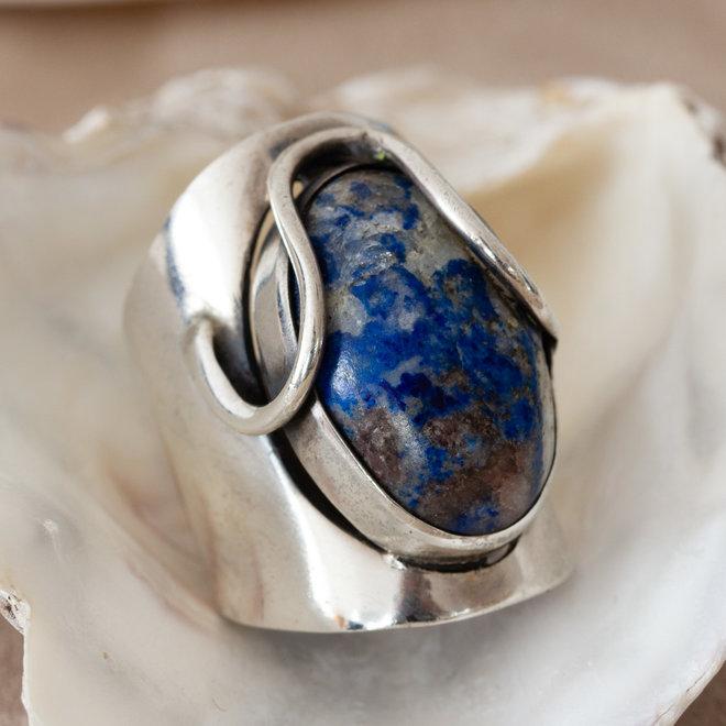 Ring Sodaliet 'Modern'