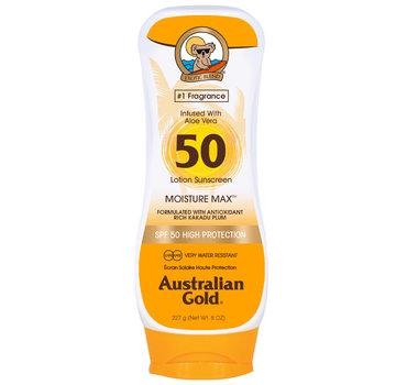 Australian Gold SPF 50 Tělové mléko bez bronzeru