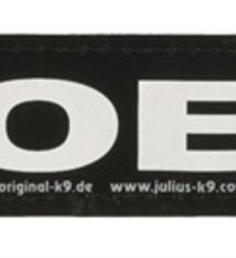 Julius k9 Julius k9 labels voor power-harnas/tuig boef