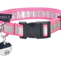 Bobby Bobby halsband nylon equinoxe roze