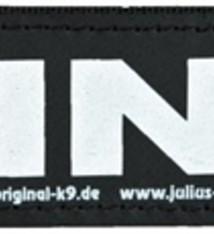 Julius k9 Julius k9 labels voor power-harnas / tuig king