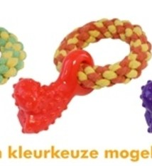 Little rascals Little rascals teething rope ring assorti