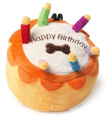 House of paws House of paws pluche birthday cake taart
