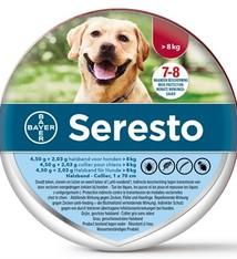 Bayer Seresto teken- en vlooienband grote hond